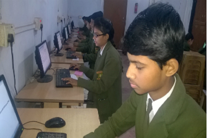 Infant Jesus School- Computer Lab