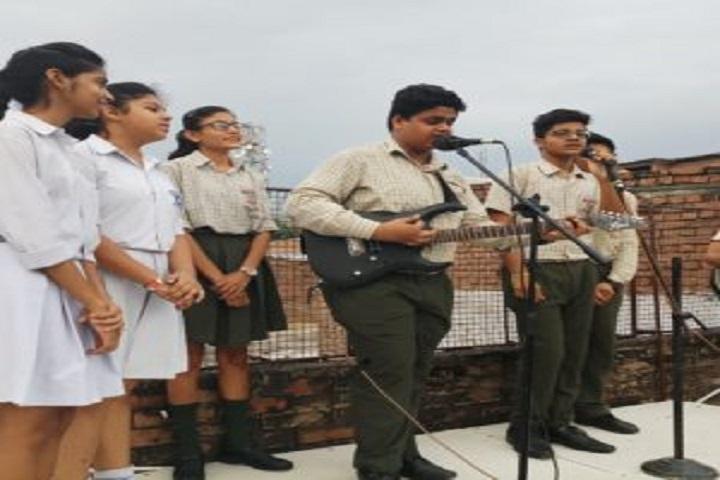 Infant Jesus School- Singing Activity