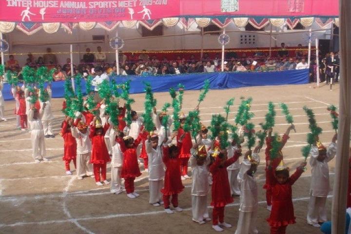 Infant Jesus School- Sports Day