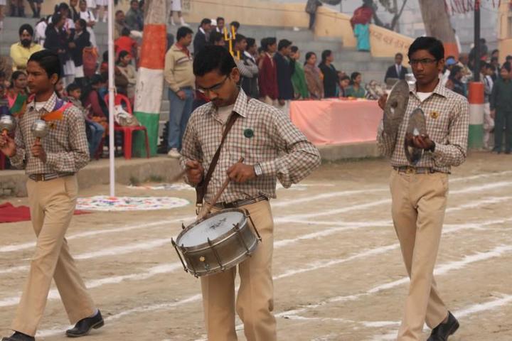 Infant Jesus School-Band Troop