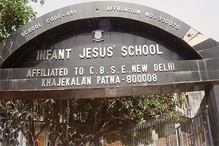 Infant Jesus School-Campus Entrance