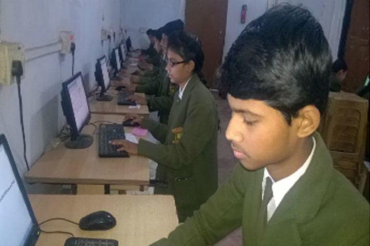 Infant Jesus School-Computer Lab