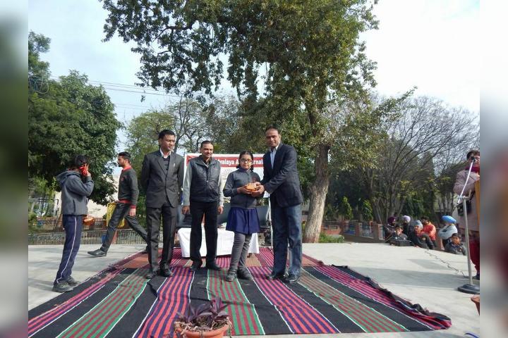 Prize Distribution Ceremony
