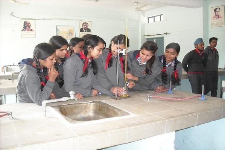 Kendriya Vidyalaya-Chemistry Lab