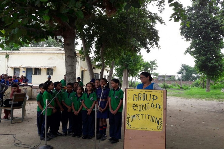 Kendriya Vidyalaya-Group song competition
