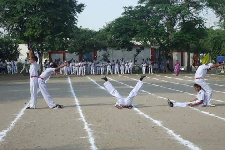 Kendriya Vidyalaya-National sports day