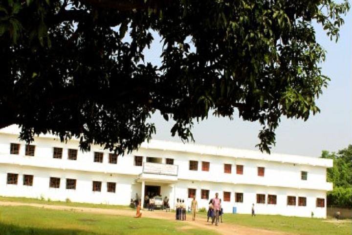 Infant Jesus Academy-Campus View
