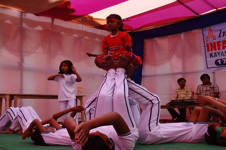 Infant Jesus Academy-Group Dance