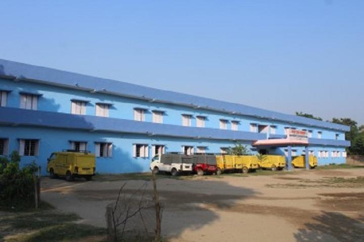 Infant Jesus Academy-School Building