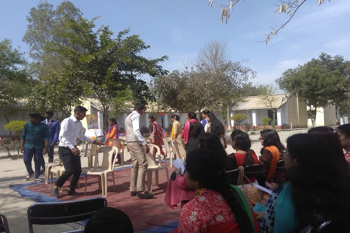 Kendriya Vidyalaya-Fairwell Party