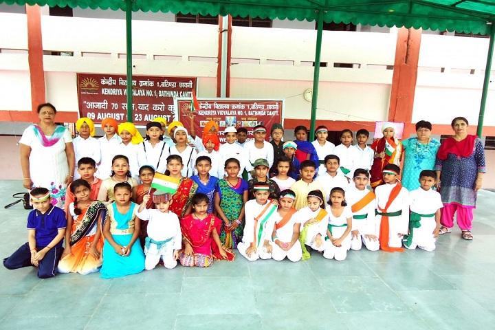 Kendriya Vidyalaya No 1-Independents Day