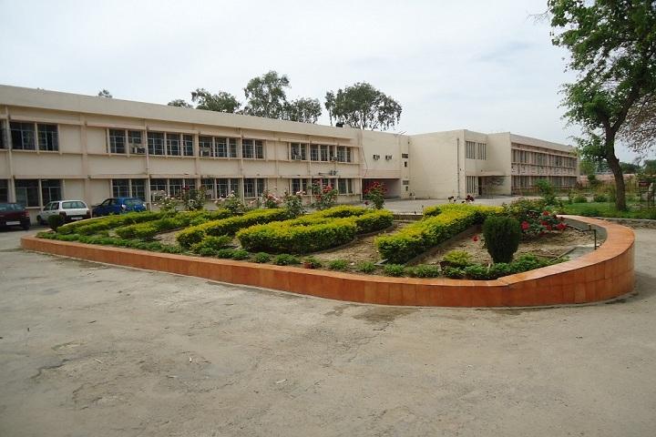Kendriya Vidyalaya No 1-School Campus