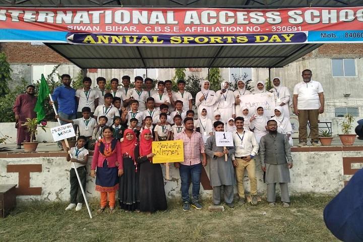 International Access School-Annual Sports Day