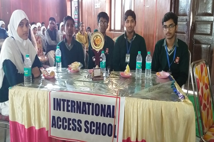 International Access School-Quiz Competition