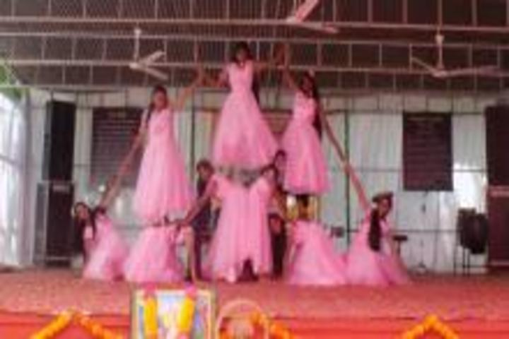 Kendriya Vidyalaya No 1-Dance