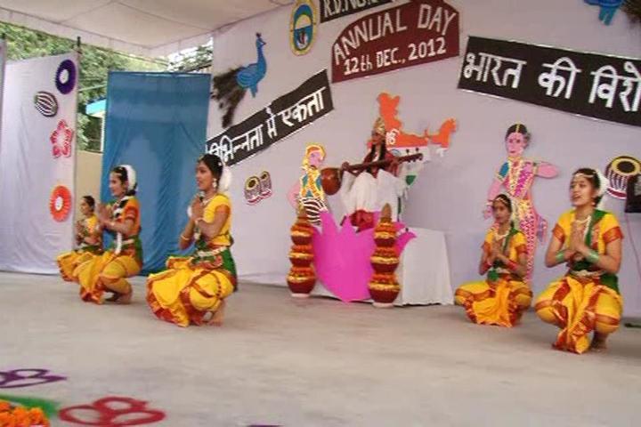 Kendriya Vidyalaya No 1-Cultural Dance