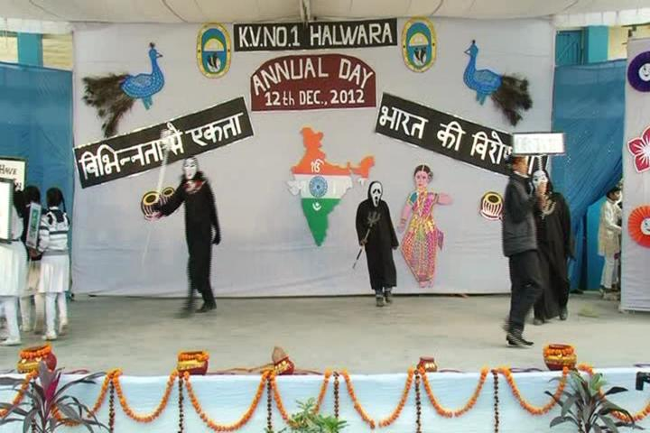 Kendriya Vidyalaya No 1-Event