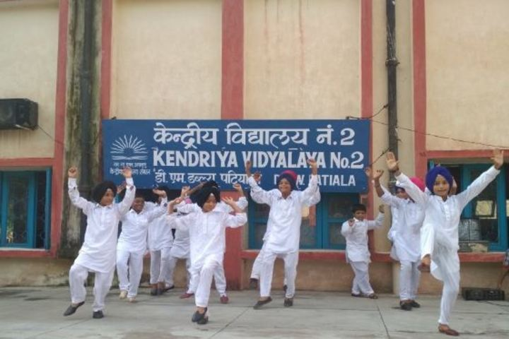 Kendriya Vidyalaya No 2-Boys Dance