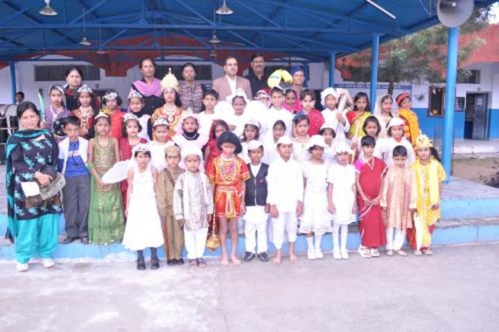 Kendriya Vidyalaya No 4-Childrens Day