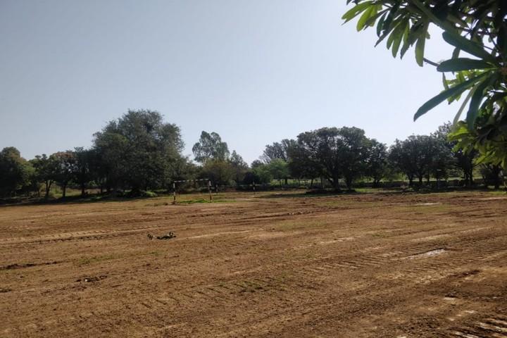 Kendriya Vidyalaya No 4-Play Ground
