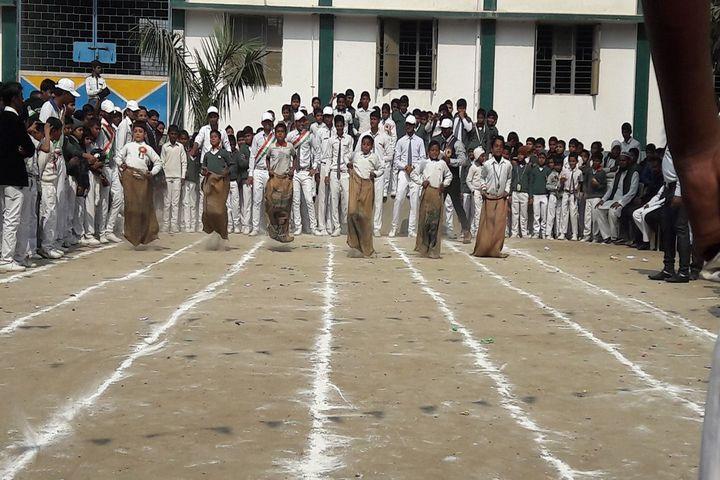 Iqra Public School-Games