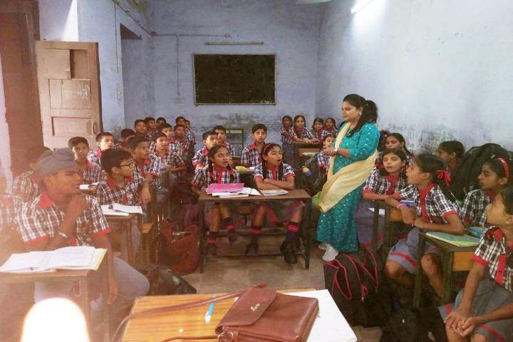 Kendriya Vidyalaya No-4-Classroom