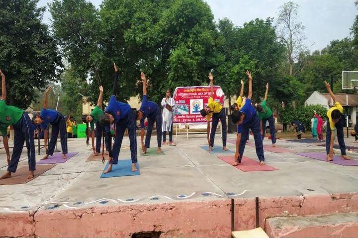 Kendriya Vidyalaya No-4-International Yoga Day
