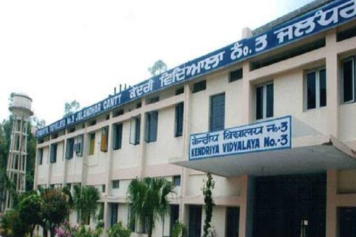 Kendriya Vidyalaya No 3-School Building