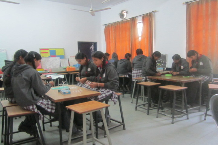Kendriya Vidyalya-Art And Craft