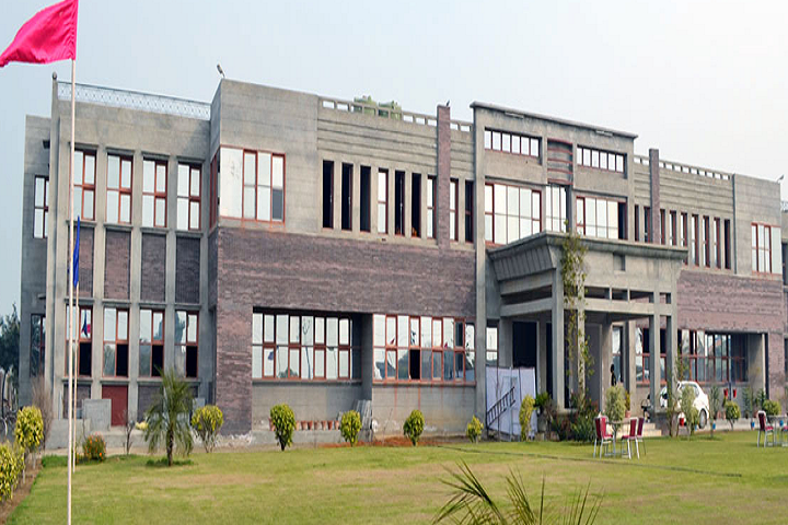 Keshav Public Senior Secondary School-Campus-View