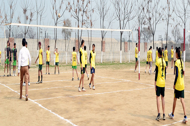 Keshav Public Senior Secondary School-Sports