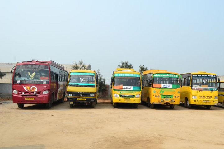 Keshav Public Senior Secondary School-Transports