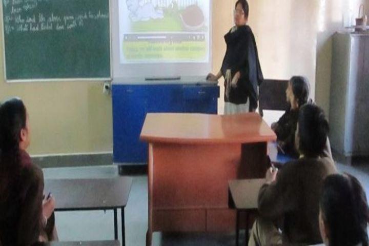 Khalsa College International Public School-AV Room