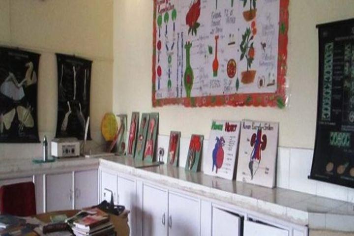 Khalsa College International Public School-Lab