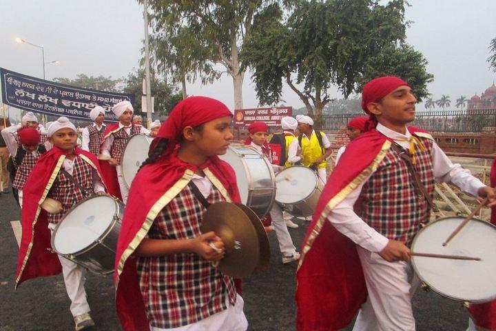 Khalsa College International Public School-School Band