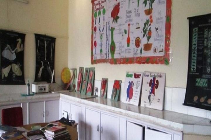 Khalsa College International Public School-Biology Lab