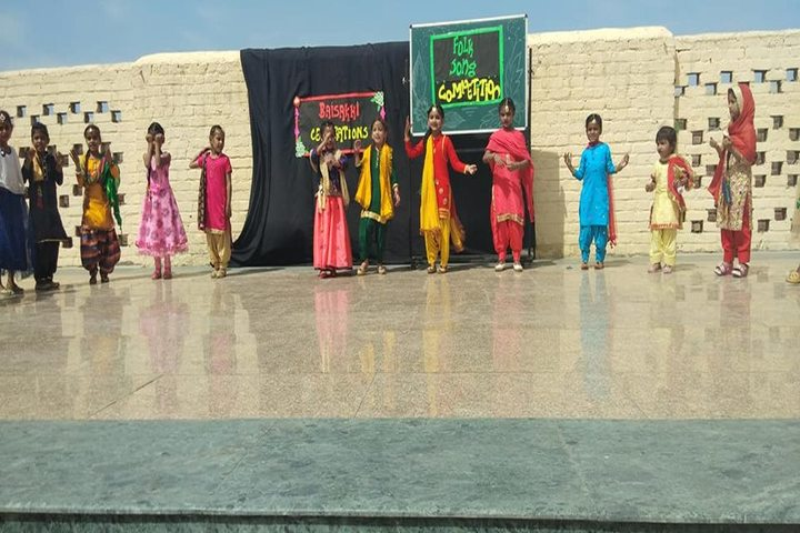 Khalsa College Public School-Baisakhi Celebrations