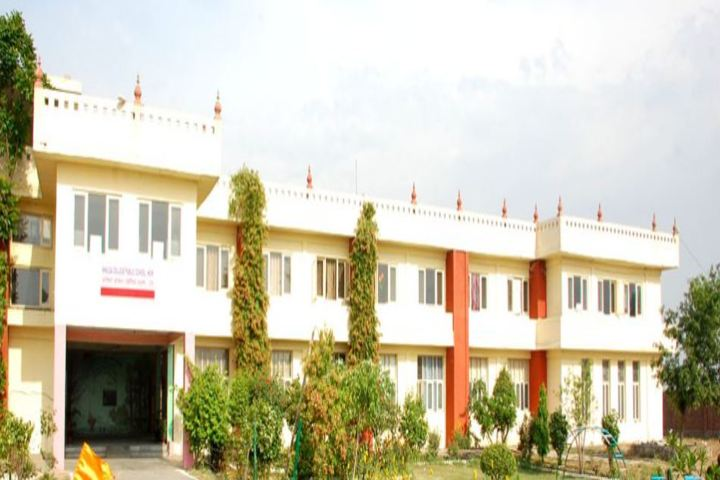 Khalsa College Public School-Campus View