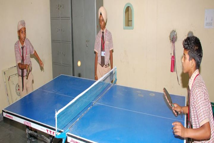 Khalsa College Public School-Indoor Games