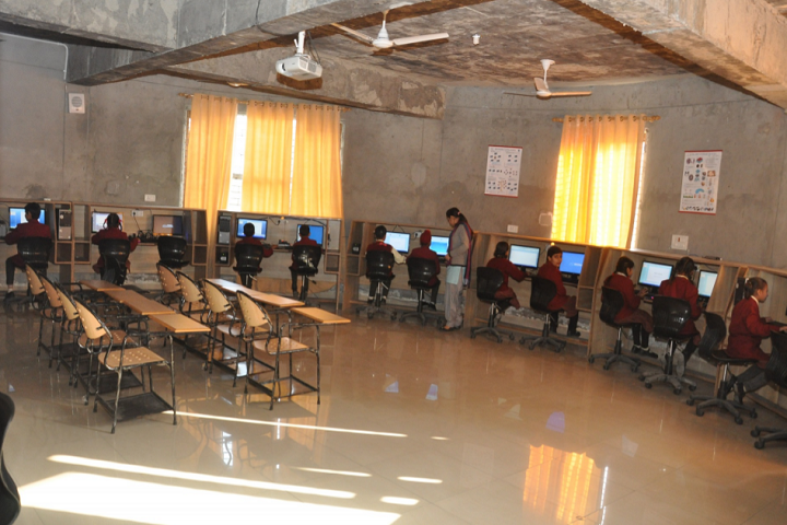 Kids Kingdom Convent School-Computer Lab