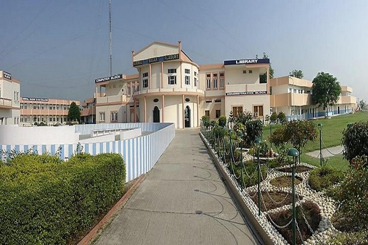 Kirpal Sagar Academy-Campus View