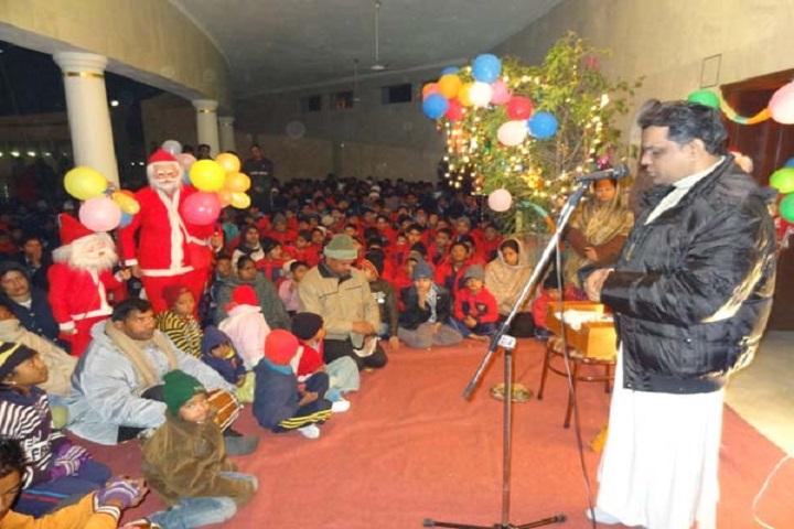 Kirpal Sagar Academy-Christmas Celebration