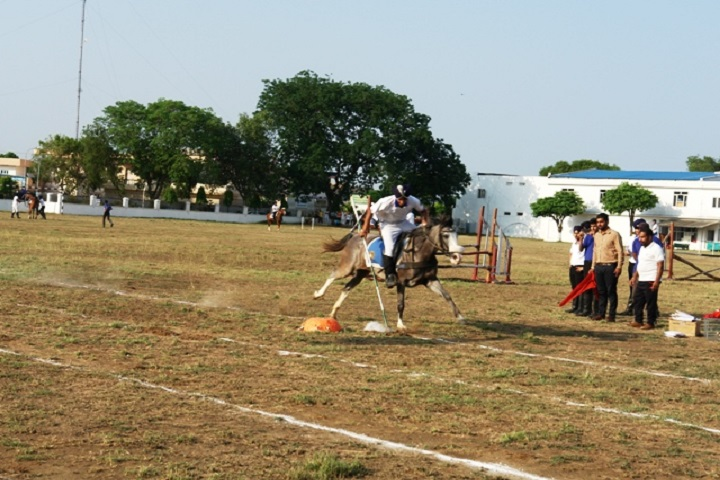 Kirpal Sagar Academy-Horse Riding