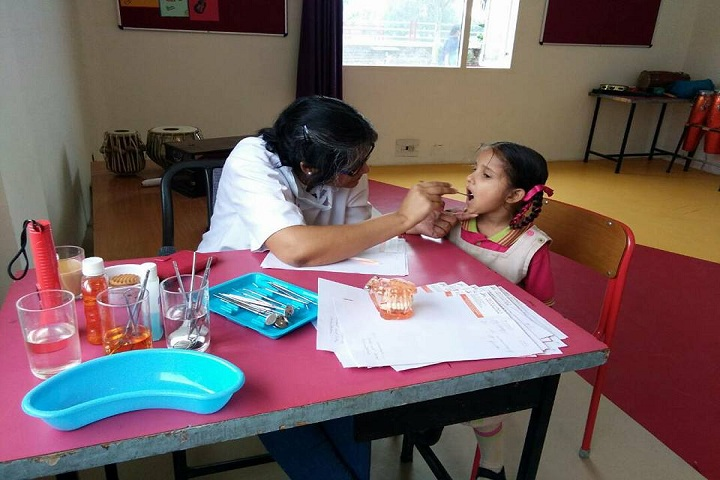 KPS World School-Medical Care