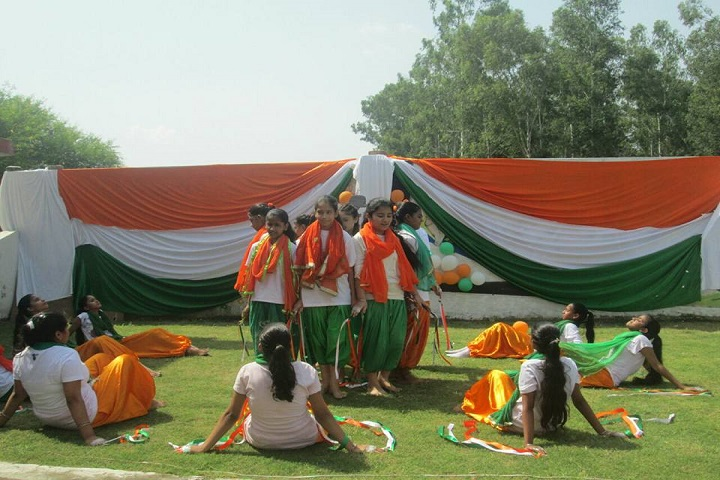 KPS World School-Republic Day