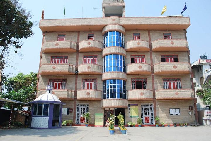 Ishan International Public School-Campus View