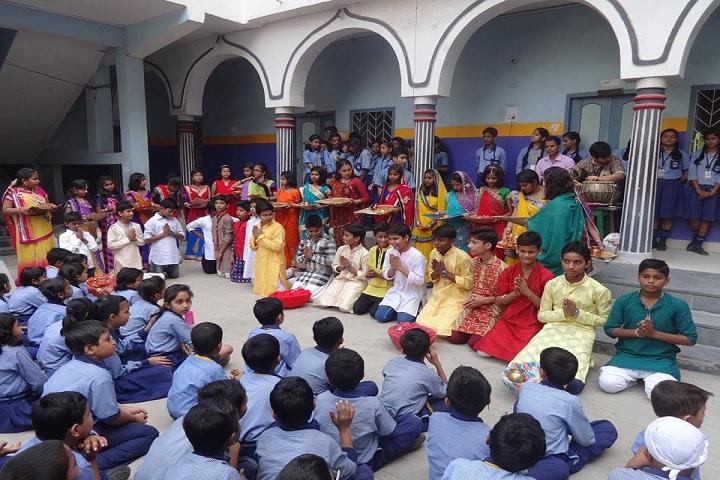 Ishan International Public School-Cultural Day