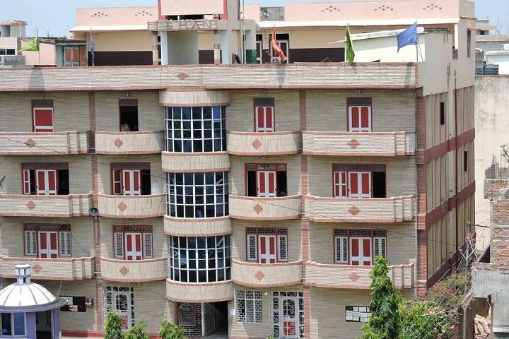 Ishan International Public School-School Building