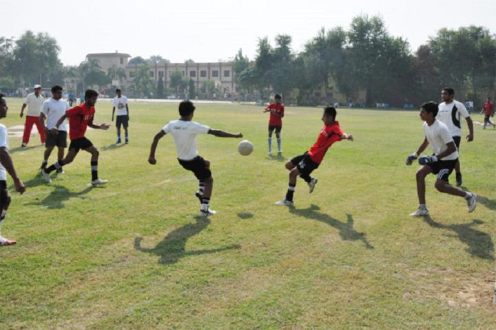 L R S DAV Senior Secondary Model School-Sports