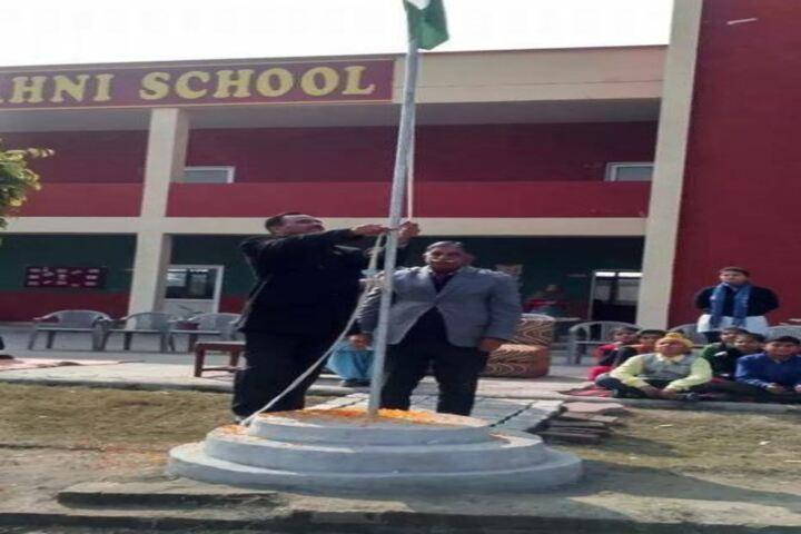 Lakshmi Devi Sahni School-Republic Day Celebrations